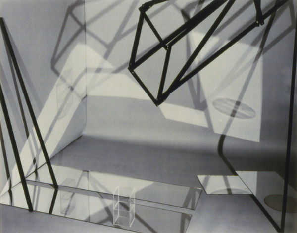 Construct IV-C, 1980, Polaroid, 8x10 in
