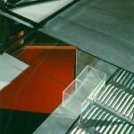 Construct III-C, 1980, Polaroid, 8x10 in