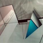 Construct VI-B, 1981, Polaroid, 8x10 in