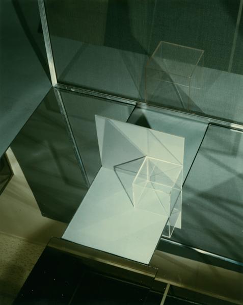 Construct I-D, 1979, Polaroid, 8x10 in